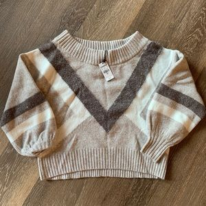 Adorable sweater!